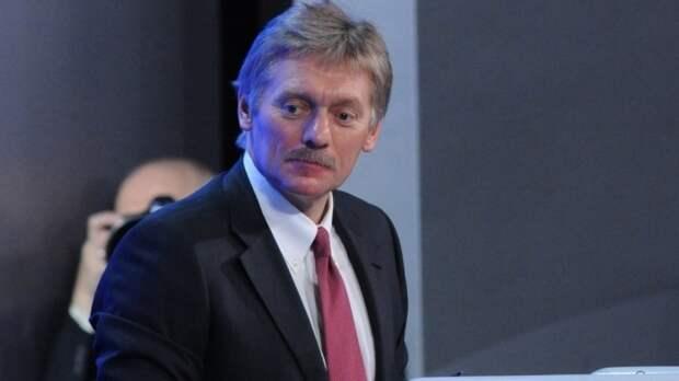 Песков обозначил главную тему возможных переговоров Путина и Байдена