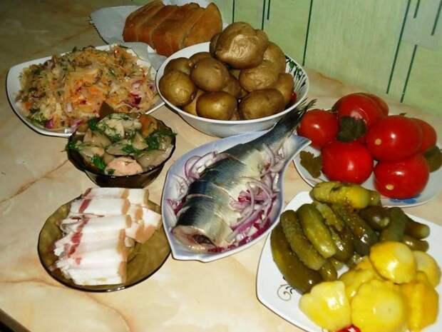 Истинная история русской картошки еда, история, картошка