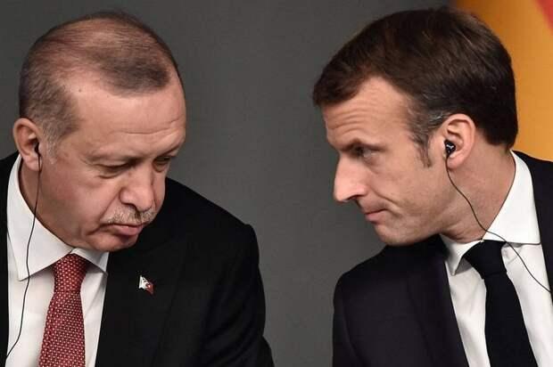 Снова в суд подаст: французы обвинили Эрдогана во лжи