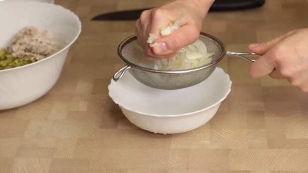 Один из самых вкусных салатов Гнездо глухаря IrinaCooking, видео рецепт, еда, кулинария, куриный салат, рецепт, салат гнездо глухаря