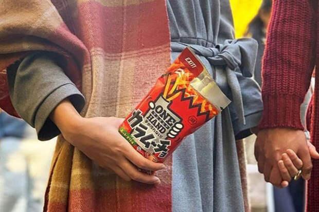 """В Японии изобрели """"питьевую"""" картошку-фри"""