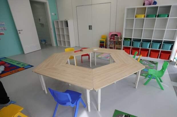 Владимир Жидкин: Детский сад с бассейном построили в Новой Москве