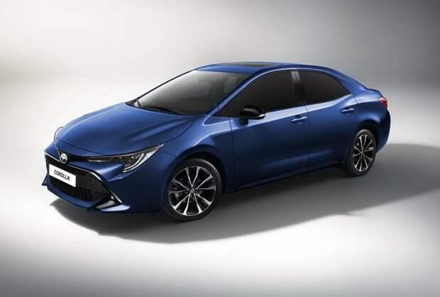 Toyota на днях представит «Короллу» нового поколения