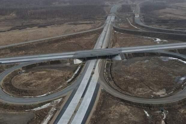 В РФ начнут действовать новые требования к оснащению четырехполосных дорог