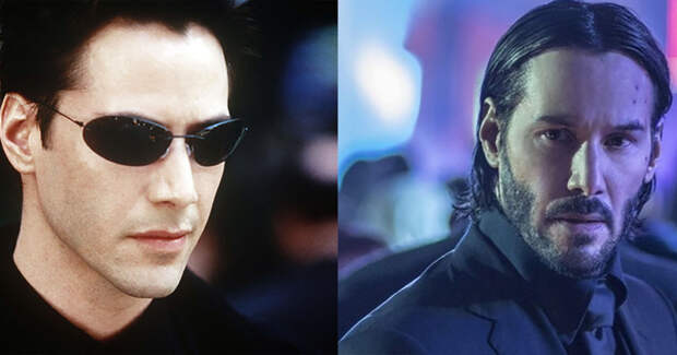 Вышли из «Матрицы»: чтостало созвездами фильма 20 лет спустя