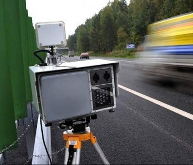 Расстановка мобильных камер на калужских дорогах 28 июля