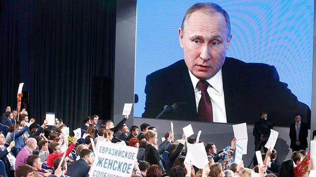 Почему Путин говорит одно – а все делается наоборот?