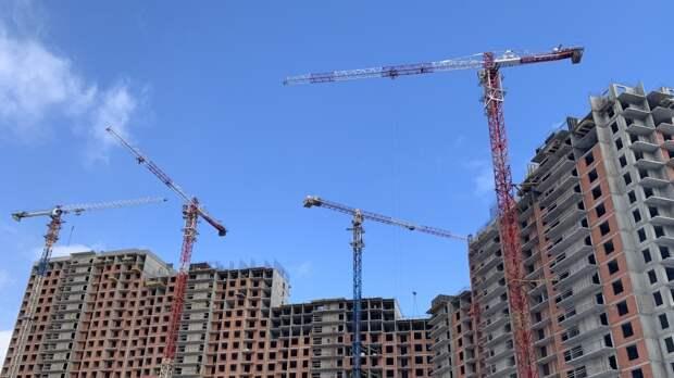 Строительный сектор продемонстрировал высокие темпы роста в 2021 году