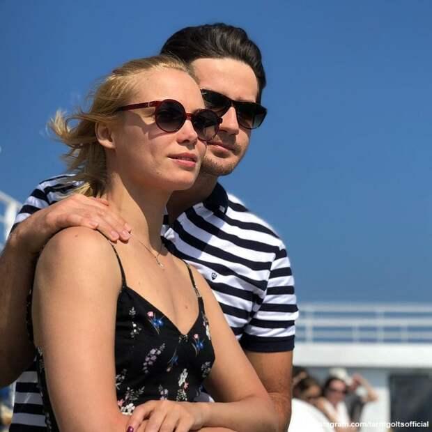 Татьяна Арнтгольц с Марком Богатыревым вырвались вдвоем в Сочи