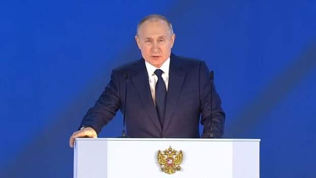 Путин отметил важность поддержки индивидуального жилищного строительства