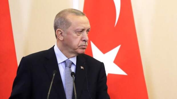 Эрдоган анонсировал выступление с посланием для всего мира на Северном Кипре