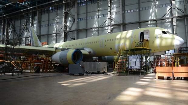 Противолодочный самолет сделают на базе пассажирского Ту-204