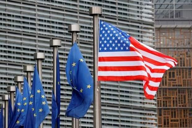 """ЕС и США могут объединить усилия для привлечения Китая к ответственности """"за нарушение норм торговли"""""""