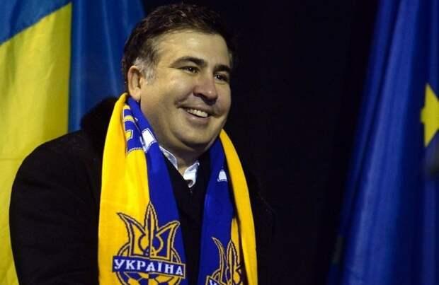 Вот и все, что было: Саакашвили готов жить в аэропорту без паспорта