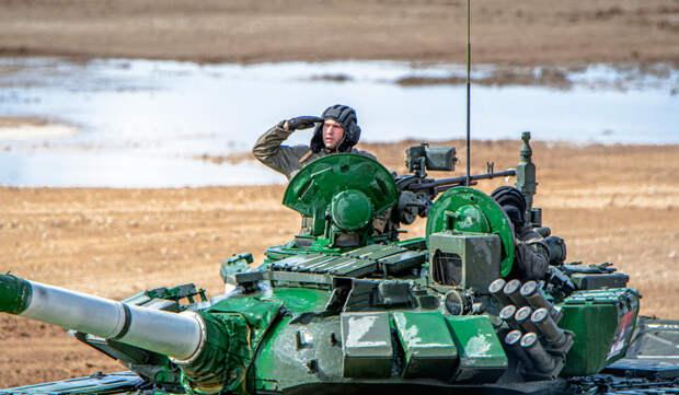Броня крепка, и танки наши быстры...