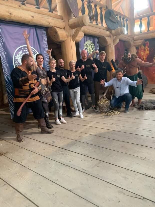 Поклонская о реалити-шоу «Золото викингов»: «Тут помогут разглядеть, какой человек на самом деле»