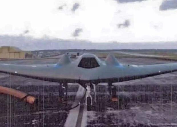 Китайцы показали макет собственного беспилотника-невидимки
