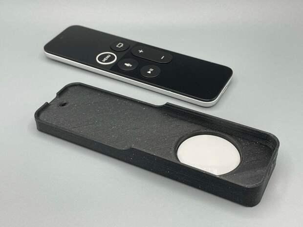 Появился чехол для пульта Apple с меткой AirTag