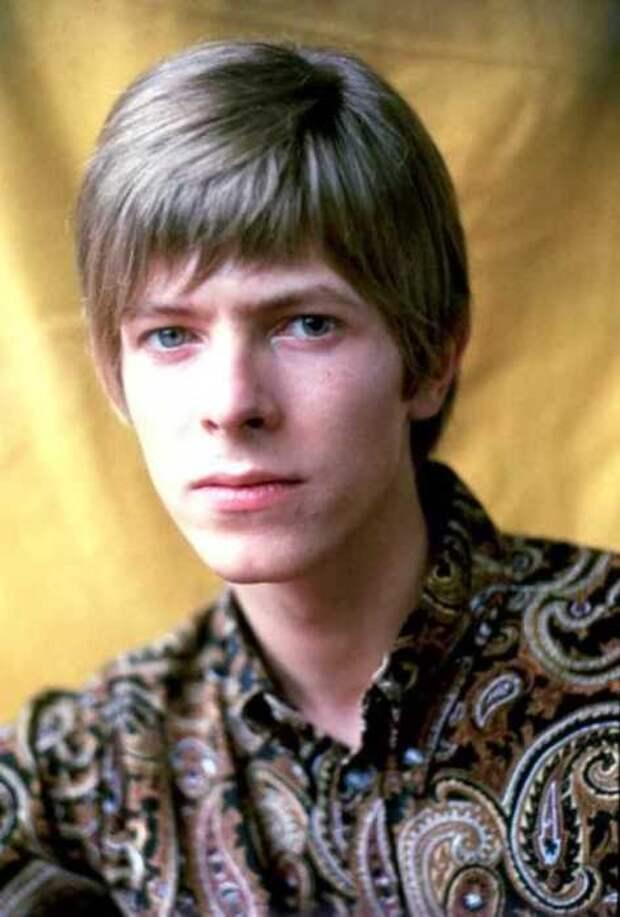Дэвид Боуи, 1967 год.