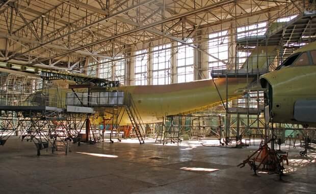 Американцы довели Харьковский авиазавод до предбанкротного состояния, передумав инвестировать в него $150 млн