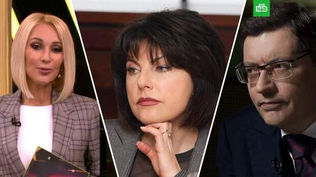 Путин наградил журналистов НТВ почетными грамотами