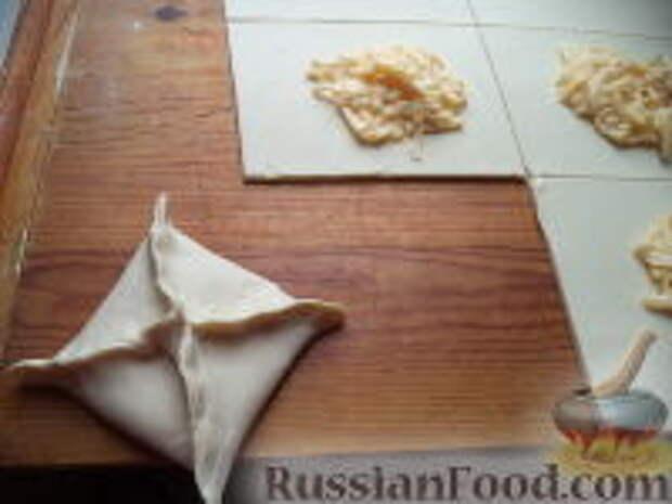 Фото приготовления рецепта: Армянский хачапури - шаг №7