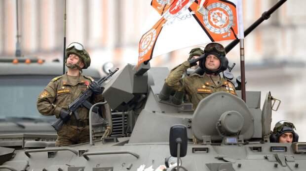 Китайские аналитики восхитились военной техникой Москвы, представленной на параде Победы