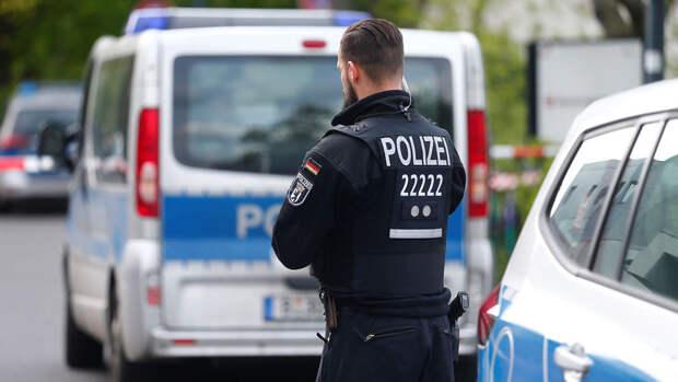 Полиция патрулирует территорию возле синагоги в Германии из-за возможной угрозы