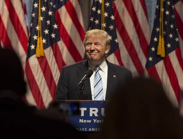 Русскоязычные граждане Нью-Йорка поддержали на выборах Трампа