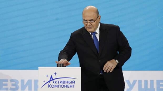 Доход Мишустина в 2020 году состоял из заработка на посту премьера и процентов по вкладам
