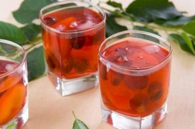 Чем компот полезнее сока?