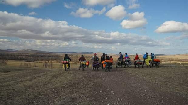 Хакасия — идеальное место, чтобы прокатиться на велосипеде