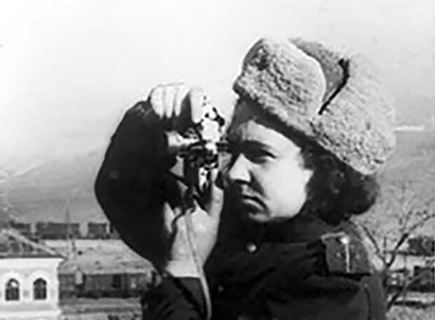 Кого запрещено было фотографировать военным корреспондентам