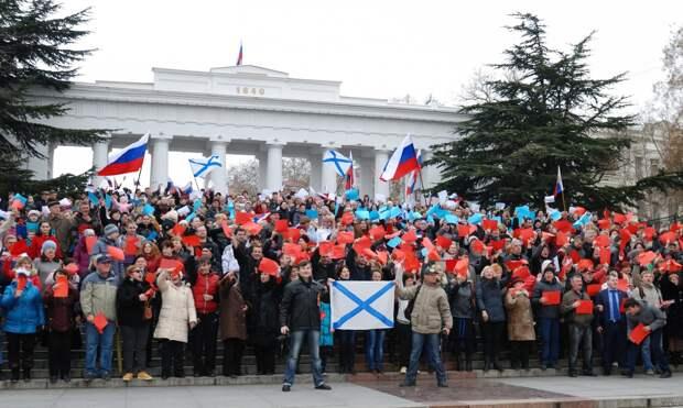 Новый праздник в Крыму: день освобождения от оккупации Украиной