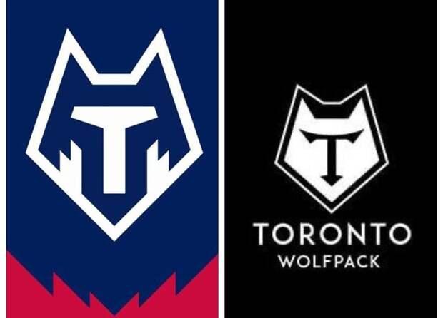 Новый логотип «Тамбова» оказался похож на эмблему канадской регбийной команды: фото