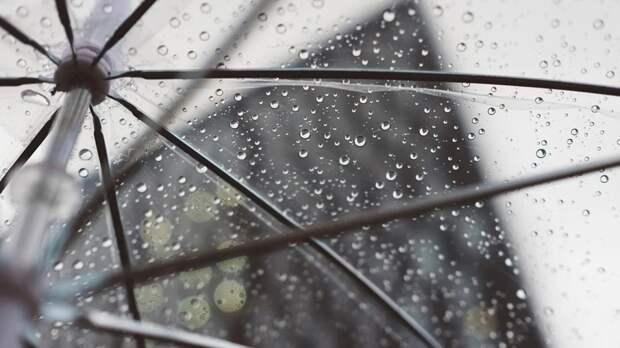 Сильнейший ливень обрушится на Москву 20 сентября