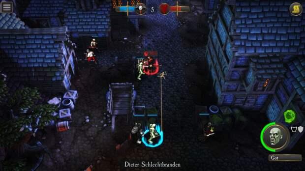 Mordheim: Warband Skirmish