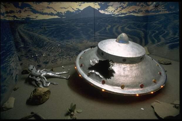 Красные НЛО. Как Сталина заподозрили в организации атак инопланетян на США