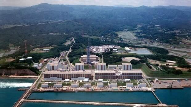 Взрыв прогремел на химзаводе в японской префектуре Фукусима