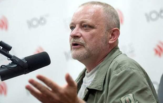 Политолог Золотарев: раздел Украины по Днепру может стать вполне вероятным сценарием