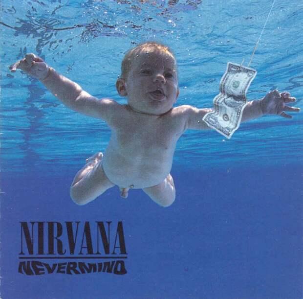 8 мифов об альбоме группы Nirvana «Nevermind»