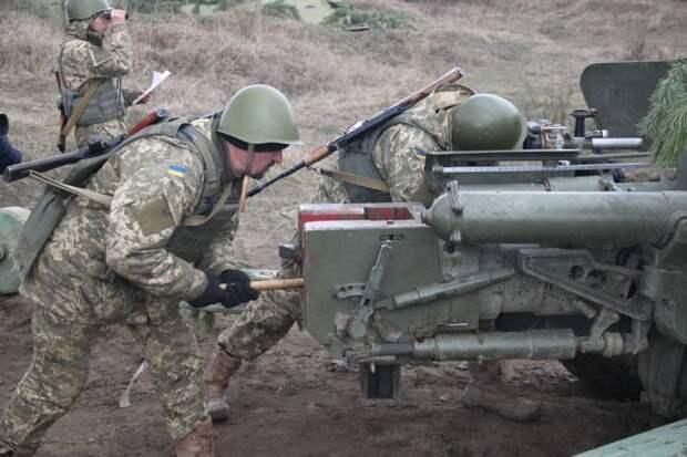 На Украине обвинили Россию в дефиците 152-мм снарядов в ВСУ