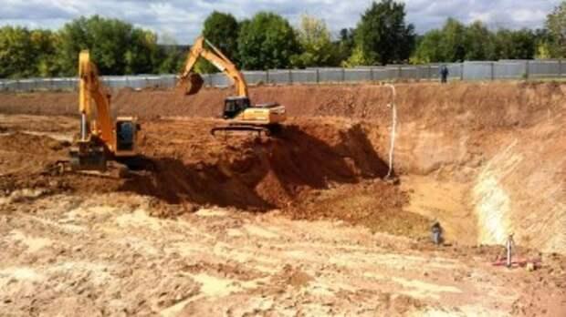 В микрорайоне Кубяка началось строительство новой школы