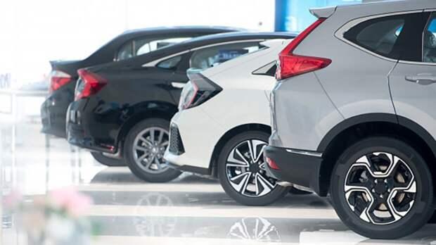 Падение продаж повлияло на стоимость машин в России