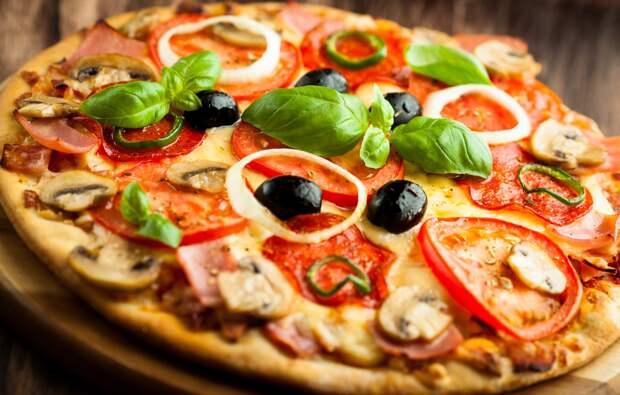Немного интересного из истории пиццы