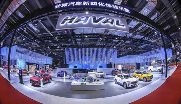 3 новинки Haval: сегодня в Шанхае, завтра – в России