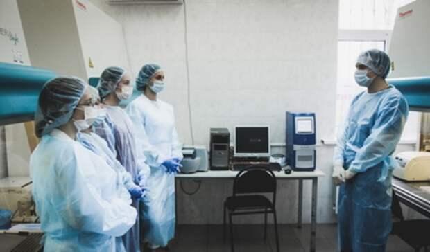 15 заболевших коронавирусом жителей Нижнего Тагила выявлено засутки