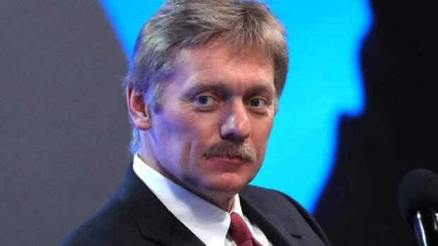 Песков ответил на сообщения о подготовке санкций США и ЕС