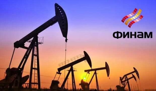 Цены нанефть — нановых максимумах нафоне позитивных данных позапасам вСША