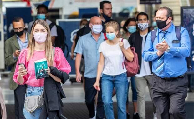 Это ваш выбор: Почему маска стала символом посягательства на свободу